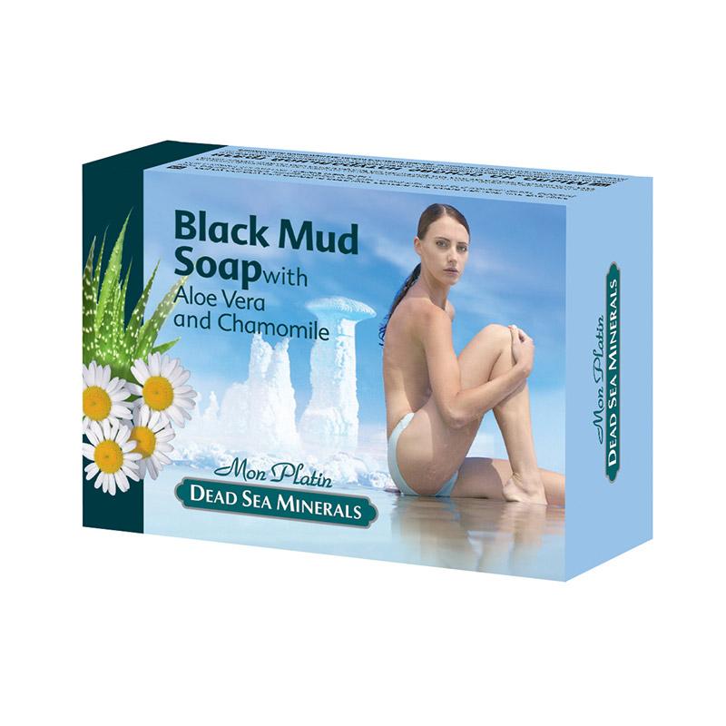 סבון בוץ לפנים ולגוף